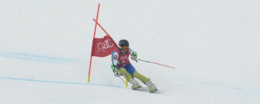 Cortina d'Ampezzo FMC super-G Boštjan Kotar