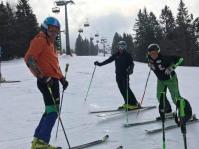 Masters Slo Ski Cerkno uradni trening
