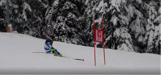 Fis Masters Cup Goetchen Boštjan Kotar Giant slalom