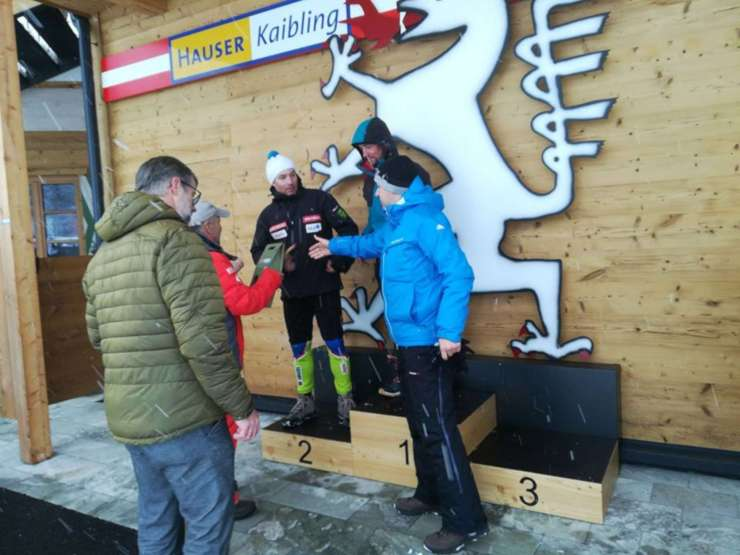 Fis Masters Cup Haus-Schladming, 2. mesto