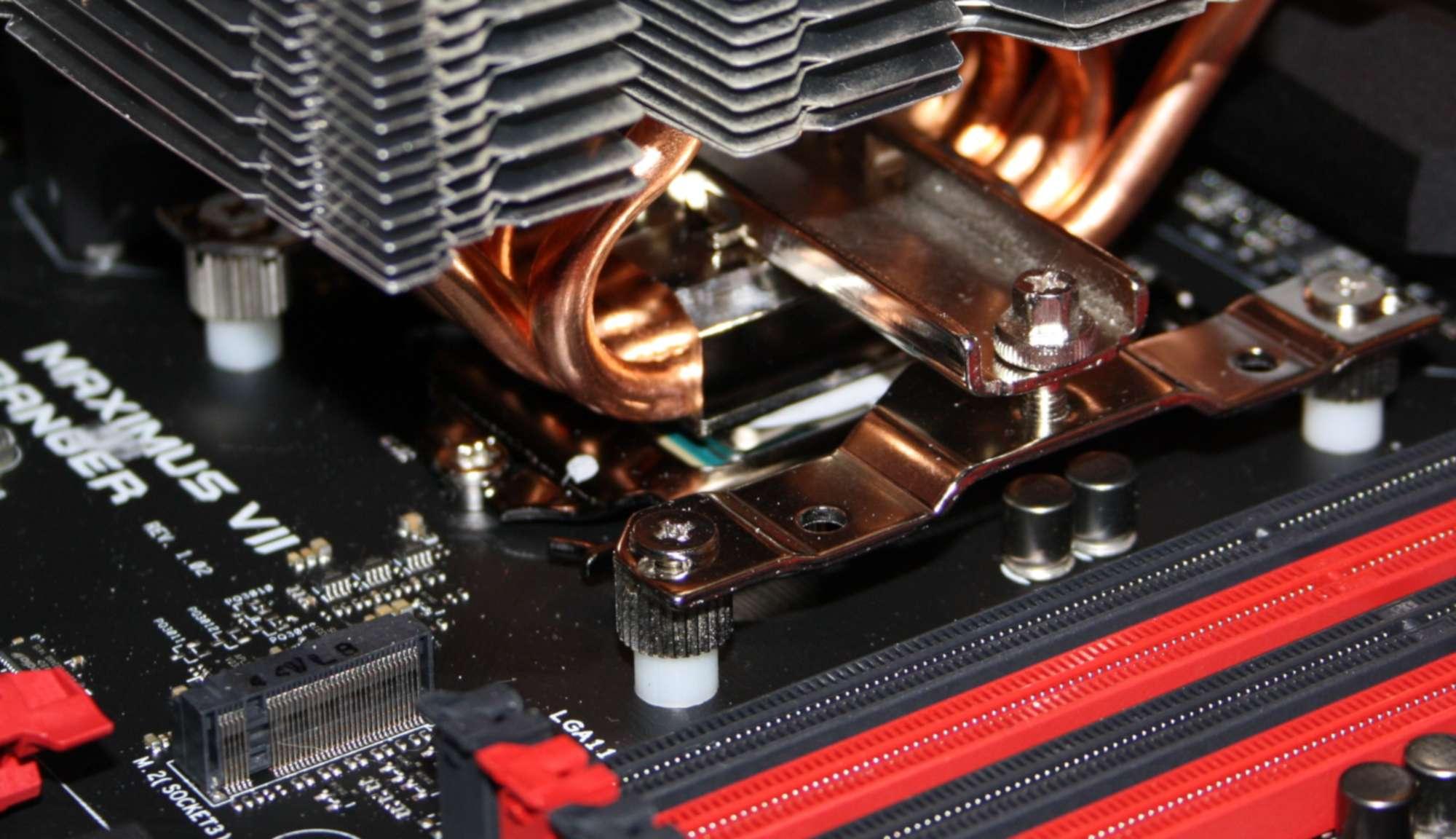 podnožje procesorja